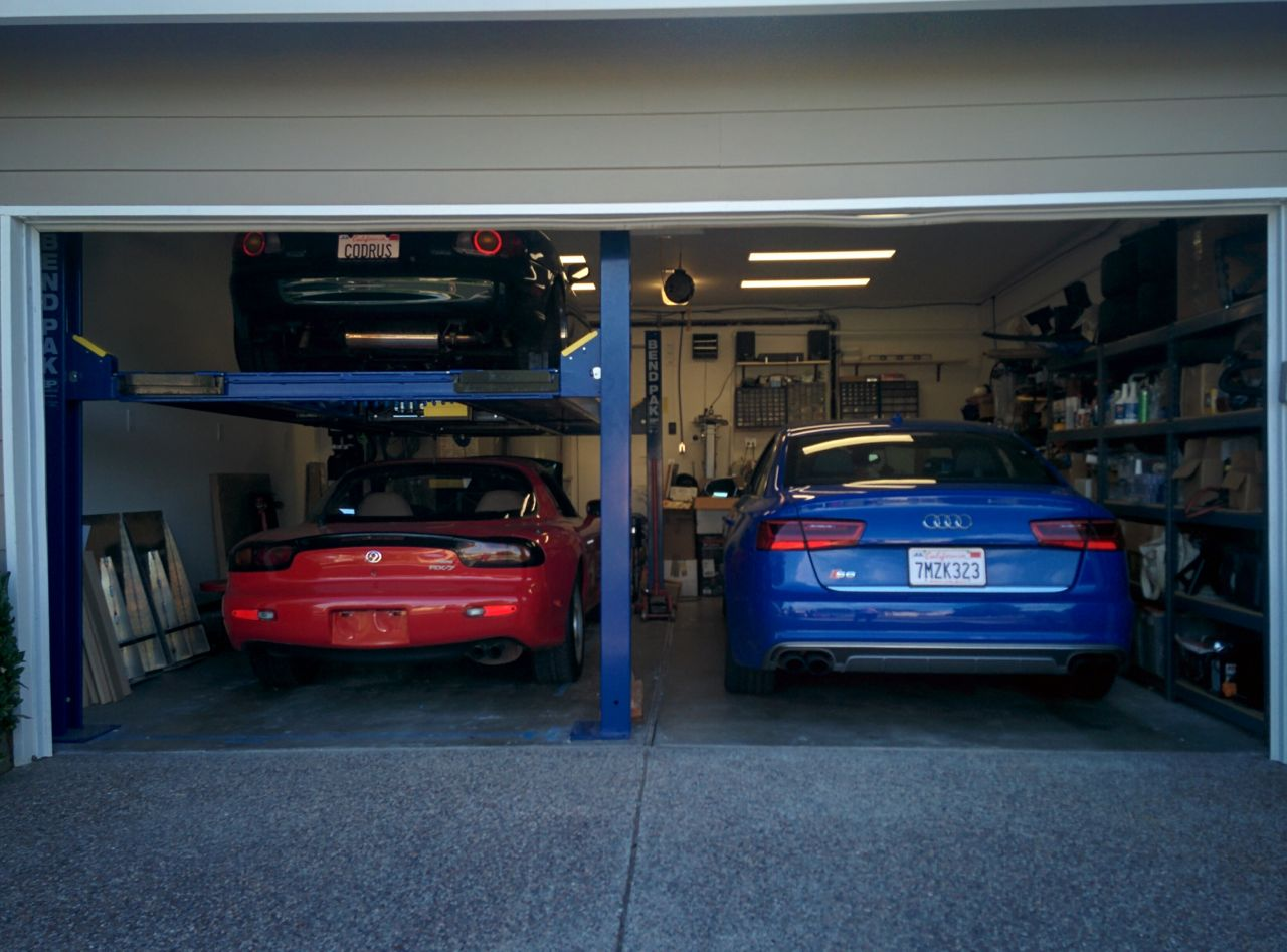 4 Post Car Lift Residential Use Page 2 Mx 5 Miata Forum