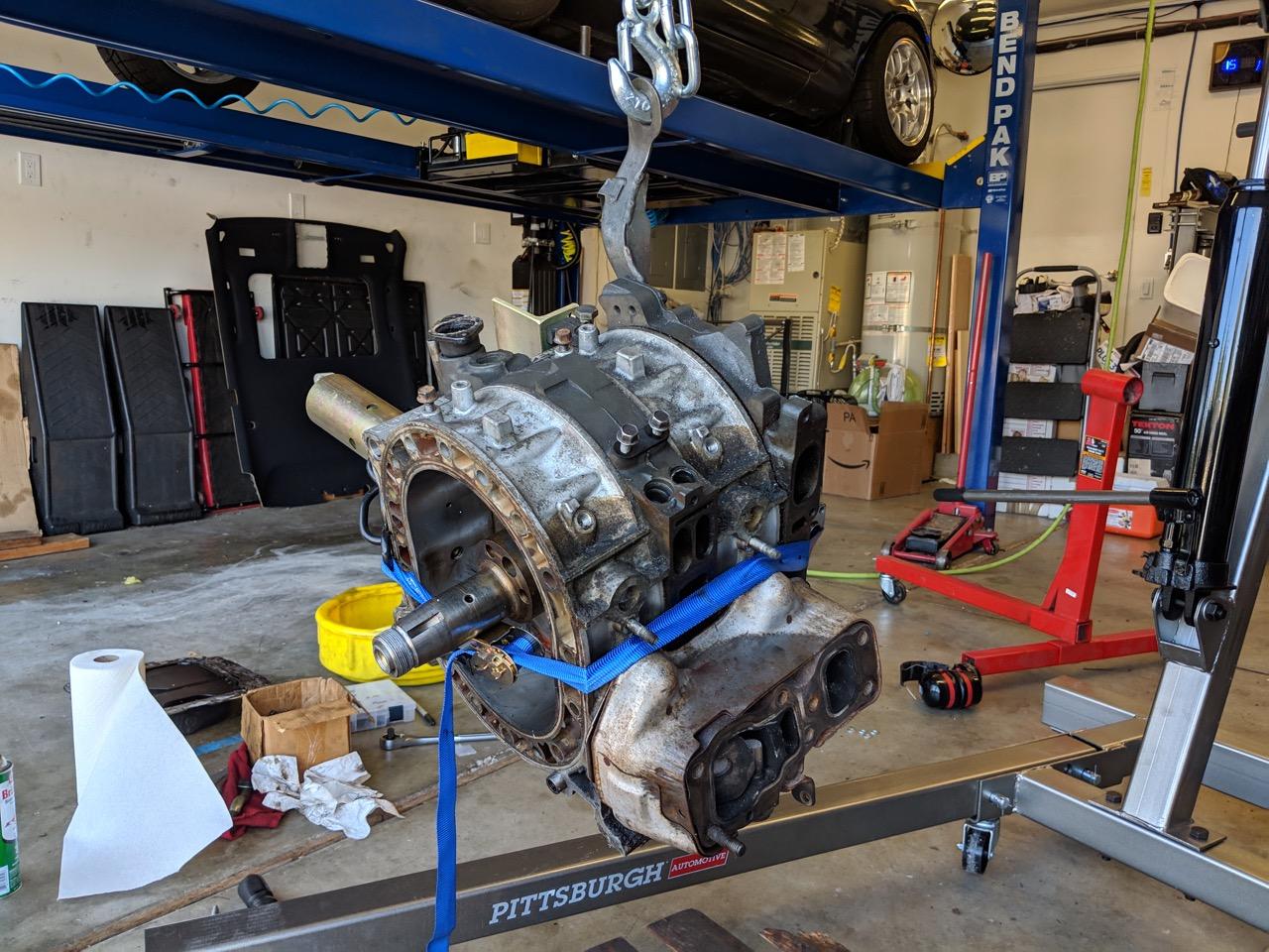 93 Mazda RX-7 FD