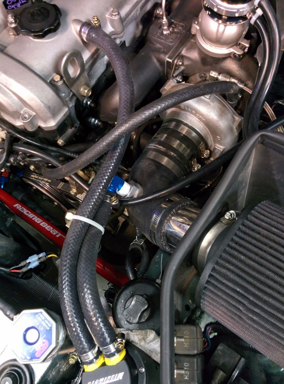 Firewall intake??? - Miata Turbo Forum - Boost cars, acquire